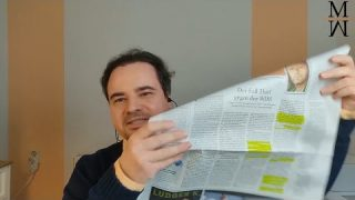 Unser Presseclub: Alles, was der WDR zur Haft von Georg Thiel nicht sagen wollte (GEZ)